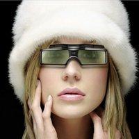 Wholesale 2015 Brand New Gonbes G15 DLP D Active Shutter DLP Link Glasses for Optoma Sharp LG DLP Projectors