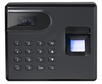 Wholesale TCP IP RS485 USB password RFID Biometric fingerprint access control system and time attendance fingerprint reader door lock with Wiegand