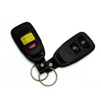 Wholesale Hot sale Popular Portable Remote Key Shell Fit HYUNDAI Tuscon Accent Buttons Replace Fob Case