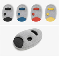 Wholesale 20pc Cool Magical Ostrich Pillow Mini Light Comfortable Office Nod Off Portable Napping Travelling Glove Arm Hand Pillow Cool Gift