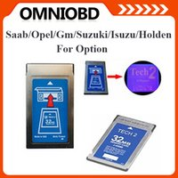 automotive pc - DHL Good Quality Opel GM SAAB ISUZU Suzuki Holden GM Tech2 Card With Software MB Card For GM Tech2 Diagnostic