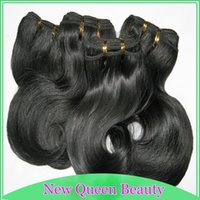 africa weaving - Dark black weaves Africa black skin best matching Peruvian human hair body wavy cheapest promtions NOW