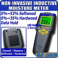 drywall - Digital Non Invasive Inductive LED modes Wood Drywall Masonry Moisture Meter