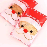 Wholesale 100 new Korean network Christmas gift bags bag bag candy bag accessories