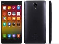 Wholesale Original Xiaomi Mi4 M4 Mi4i GB G LTE Phone quot P Screen Qualcomm Quad Core GB RAM MP Android MIUI
