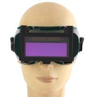 auto darkening welding helmet safety - Hot Selling High Standard New Solar Auto Darkening Welding Mask Helmet Eyes Goggle Safety For Welding