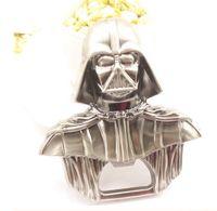 Wholesale Darth Vader Bottle Opener Top Quality Cartoon Star Wars Jedi Knight Darth Vader Action Figure Bottle Openers Action Figure Accessory m