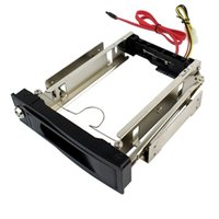 desktop hard drive - Newest quot SATA HDD ROM Hard Disk Drive Aluminum Mobile Rack Hot Swappable for Desktop PC D5308A
