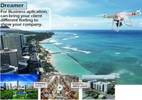 Unmanned Aircraft Drone Caméra Télécommande RC Hélicoptères HD GPS Professionnel Quadcopter VS Parrot AR Drone Véhicules aériens sans pilote