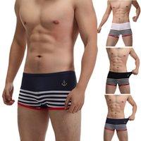 anchor underpants - Vovotrade Men s Sexy Boat Anchor Underwear Nightwear Boxer Shorts Underpants