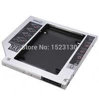 best dvd rom - New Best Quality SATA nd HDD HD Hard Driver Caddy for mm Universal CD DVD ROM Optical Bay order lt no track