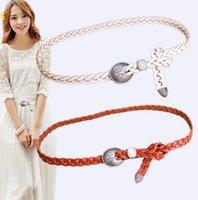 active women images - Actual Images Women belt Hand woven belt Buckle belt Hot sale