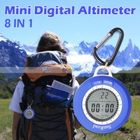Wholesale 8 in Multifunction Mini Digital Altimeter