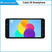5.0 pollici originale <b>Cubot</b> X9 telefono mobile IPS MTK6592 Octa core 1.4GHz RAM 2GB ROM 16GB Android 4.4 3G 13.0MP SIM DHL libera 010020