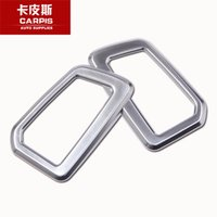 air conditioning training - trim training ABS Chrome Dashboard Air Conditioning AC Vent Outlet Cover Trim For Land Discovery Sport Interior Car Accessories