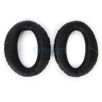 aviation headphones - Replacement Ear Pads Cushion for Bos Aviation Headset X A10 Headphone