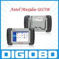 maxidas ds708 - Autel Maxidas DS708 Engine Diagnostic Scanner Autel DS708 DS Escaner Automotriz DS
