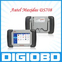 maxidas ds708 - Original Autel Maxidas DS708 Scan Tool Engine Diagnostic Autel DS Escaner Automotriz DS