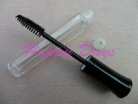 Wholesale 5ML Empty Plastic Mascara Tube With Plug Cap Cosmetic Container DIY Refillable Bottles