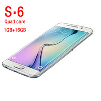 Wholesale Hot Sale inch HDC S Edge prefect Android MTK6592 Octa Quad Core cellphone x1080 GB ram GB rom G Mobile smart phones