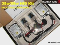 Wholesale 12V W HID Xenon Single Bulb Lamp Headlight H1 H3 H4 H7 H11 H13 K K K K TK HID001 W