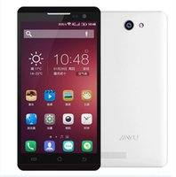 Wholesale 2015 New Cellphone Original Jiayu F2 Mobile Phone LTE Dual SIM Mtk6582 Quad core inch HD mp IMX179 gb RAM gb ROM mAh