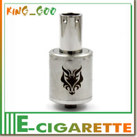 Bon Marché Big v2 goutteur-rda récent de kylin réservoir largable atomiseur rebuidable réglable flux d'air kylin rda atomiseur clone vs big rda goutteur v2 Derringer rda