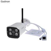 Precio de Noche carcasa de la cámara de visión-WIFI Cámara Gadinan IP P2P Onvif de la visión nocturna de IR a prueba de agua de la carcasa metal CCTV Seguridad para el Hogar 720P / 960P / 1080P opcional