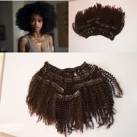 Cheap Brazilian Hair 4c hair Best Natural Color No Dye Kinky curly kinky curl virgin hair