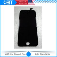 auo panel - AUO High Quality LCD Touch Screen Digitizer Full Assembly for iPhone Plus Replacement Repair Parts