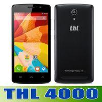 free sample mobile phone - 4000Mah Original THL Mobile Phone quot x540 IPS MTK6582M Quad Core GHz GB ROM Android PK Da one sample Epacket free