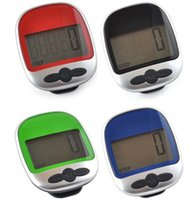activity and calories - Large screen Electronic LCD Pedometer Step counter Activity tracker Multifunctional Fitness Distance and Calorie measurements