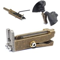 Wholesale New Copper Tattoo Spring Adjustment Tool Jig armature Alignment Adjuster supply