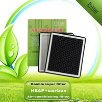 air condition filters - carbin filter Air conditioning filter for toyota Land Cruiser