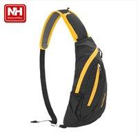 Wholesale New Fashion Chest Bag Bosom Single Shoulder Bag Multiple Used NH23X008 K Outdoor camping hiking Travel Waist backpacks for Men