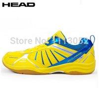 Wholesale head original sneaker antislip badminton sports shoes Men Women paragraph Tennis shoes BRU1661