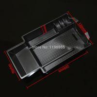 amg box - NEW For Mercedes Benz A200 A180 A260 B180 B200 A200 A250 GLA200 GLA220CDI GLA250 A45 AMG Car armrest storage box Glove box