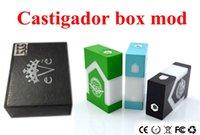 2015 Nuevo Castigador mod con Doble batería 18650 mod mecánica de hellboy Oscuro de la manguera v2 RDA VS cerezo bombardero de Vapor cuadro de mod