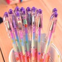 Wholesale Korea stationery caneta colors pens kawaii Watercolors water chalk school supplies material escolar Gel pen papeleria