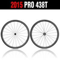 Wholesale BladeX PRO ROAD CARBON WHEELS TUBULAR T mm Tubular Carbon Bicycle Wheelset C Wider Rims Ceramic Bearing Basalt Brake