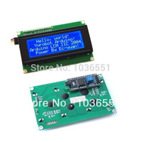 Wholesale IIC I2C interface LCD Module Display V LCD Display Blue Screen LCD2004 for Arduino
