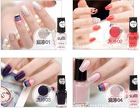 Wholesale 2015 New Sale new generation of environmentally friendly nail polish bottle sulli quicksand series in Europe and America Bond girl