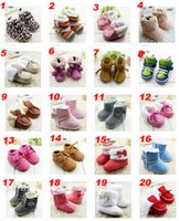 infant winter shoes - 2015 Winter styles Newborn Infant Boots Toddler Baby s Boy girl First Walker Boots Baby Shoes infant baby prewalker kids Antiskid shoes