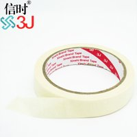 Wholesale Masking paper tape crepe paper tape shredded tape with cm wide