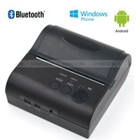 Wholesale 80mm Bluetooth Wireless POS Thermal Dot Receipt Printer for Android WP