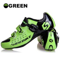 Wholesale New SIDEBIKE Road Bike Shoe men s outdoor sport bike bicycle sneaker Ride Bicycle Athletic self locking mountain bike