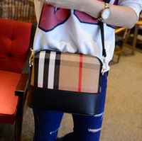 Wholesale New Handbags Designers Canvas Leather Bags For Women Handbag Fashion Stripe Purses Message Bags Mini Crossbody Bags Shoulder Bag TZ