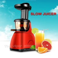 Wholesale High Quality Cold Press Slow Juicer Fruits Vegetables Citrus Low Speed Juice Extractor