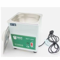 Wholesale BST Stainless Steel Ultrasonic Cleaner Ultrasonic Cleaning Machine Capacity L X137X100 mm V W order lt no track