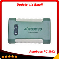 For BMW auto scan tool for pc - 2015 Professional Car diagnostic tool Free update auto scan tool Autoboss PC MAX scanner high quality pc max DHL